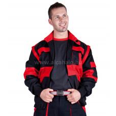MAX zubbony fekete/piros