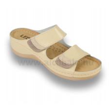 Comfort Step papucs 904 bézs
