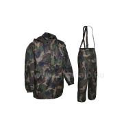 HM esővédő öltöny 4színterep