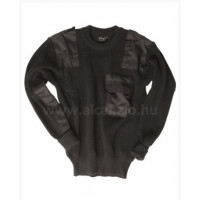 BW pulóver fekete