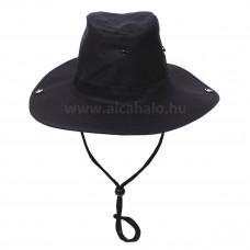 BUSH kalap fekete