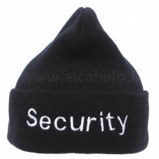 """Sapka kötött """"SECURITY"""" 10930A"""