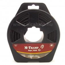 M-Tramp kötél 6mm*20m fekete