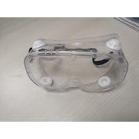 Gumipántos védőszemüveg 2C01
